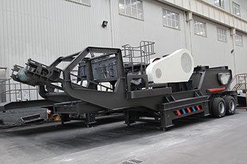 Mobile Crusher On Rent In India