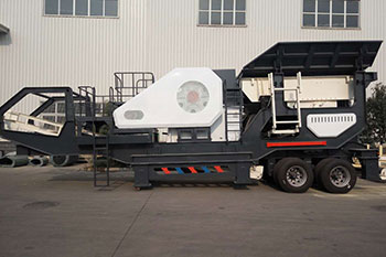 Mobile Crusher From Kenya