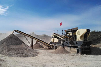 Used Mobile Crusher Plant In Kenya