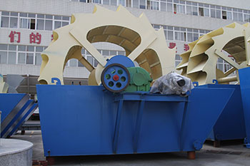 Tci Manufacturing Portable Wash Plants