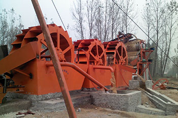 Appli Ion Of Sand Mill Titanium Sand Processing Plant