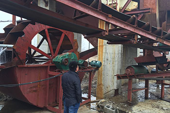 Sand Washing Plant For Sale In Waikkala Pro Id 1992
