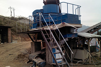 Sand Crusher Machine At Best Price In India