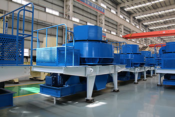 Artificial Sand Making Machines Jaw Crushers Cone