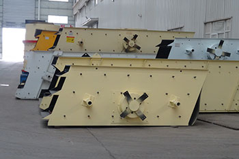 Hazemag Wobbler Roller Screen Mining Quarry Plant