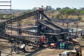 Portable Crushing Screening Plants For Concrete