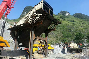 fintec crushing and screening