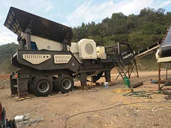 Of Roll Crusher India