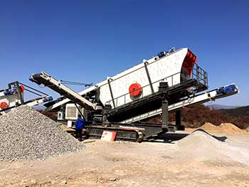 Impact Crushers Crush Rock Minerals More Williams
