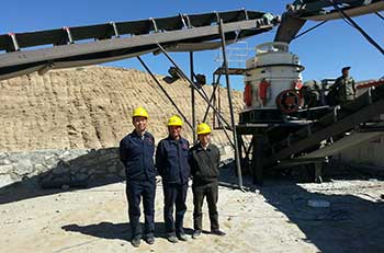 Crushing And Screening Plant Mining Equipment Hpower