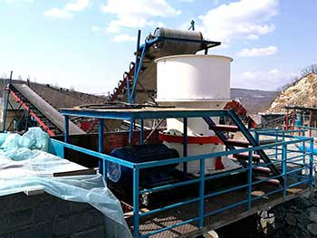 Portable Crushing Plants By Screen Machine Industries