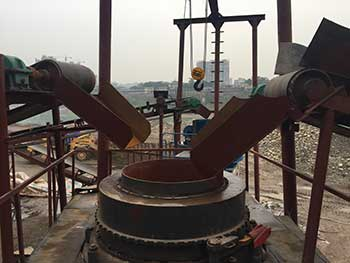 New Flow Sheet For Iron Ore Crushing Process