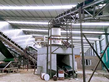 Production Rated For Crushing Basalt Mine Equipments